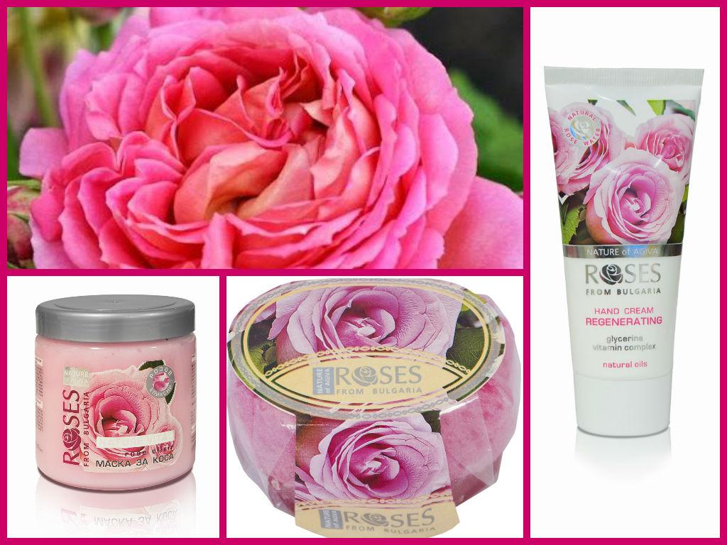 Bolgár rózsa kozmetikumok